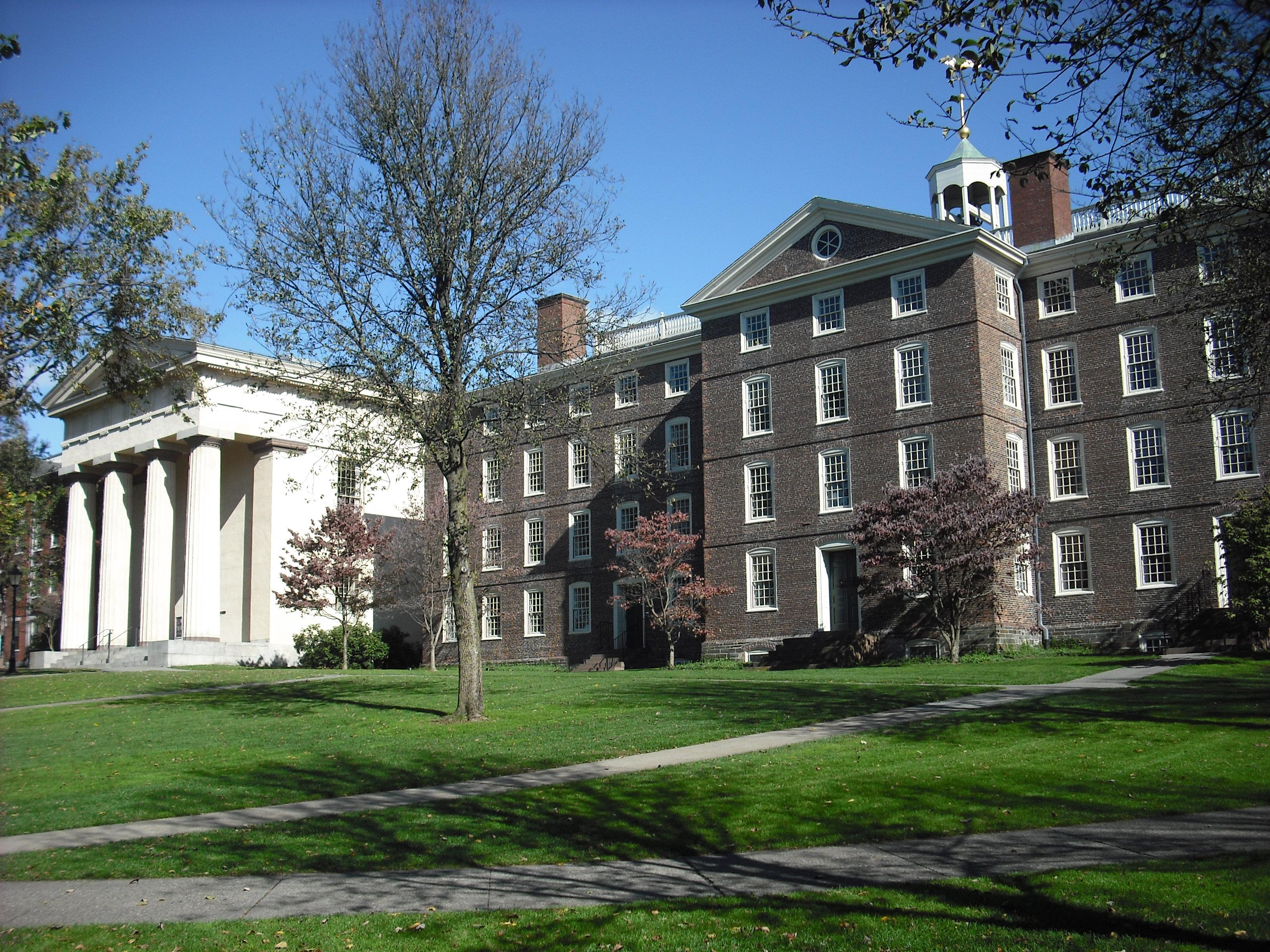 慶應義塾の創設者である福澤諭吉が西洋高等教育を学んだ、ブラウン大学【IVY】。