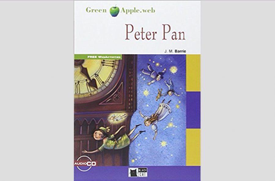 ~英英辞書を活用!誰もが知っている夢のストーリーで、ワンステップ上の学習へ~ Peter Pan(ピーターパン)