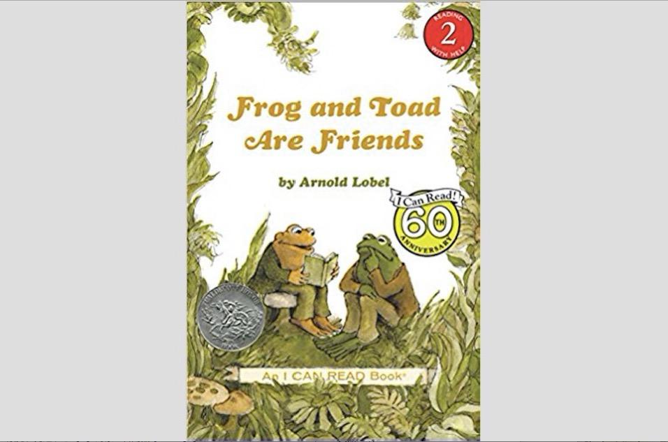 【英語学習に役立つ本の紹介】 ~シリーズで大人気!読むだけで心が温まる、かわいい友情の物語~ Frog and Toad are friends(ふたりはともだち)