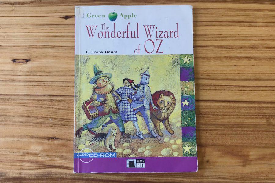 """~映画やミュージカルでも大人気!自分の力を信じる大切さを教えてくれる名作~ """"The Wonderful Wizard Of Oz""""(オズの魔法使い)"""