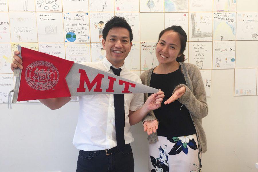 祝! MIT(マサチューセッツ工科大学) EMBA合格 英語塾キャタル代表取締役 三石郷史社長