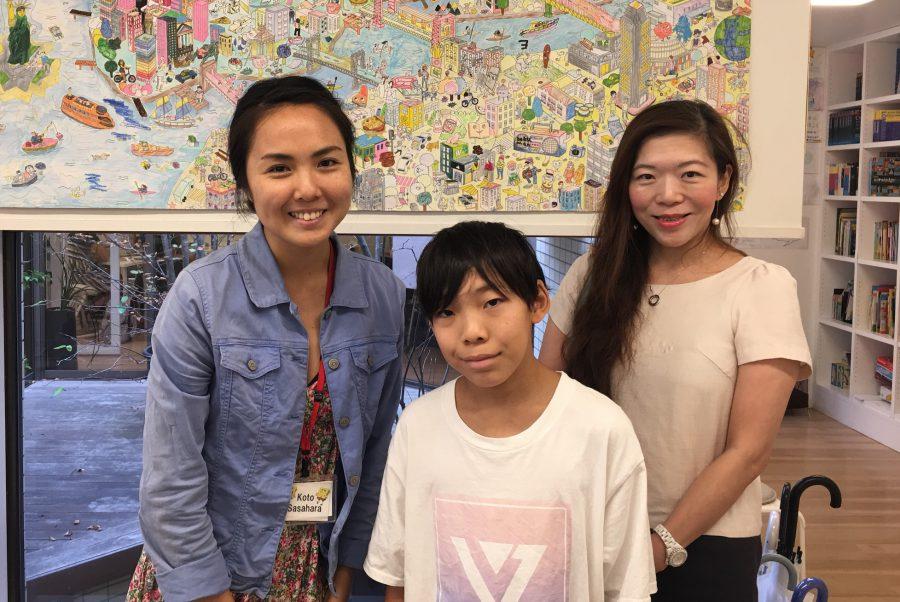 英語ができたら楽しくてカッコイイ!キャタル吉祥寺校の中学生、今野聖士くん