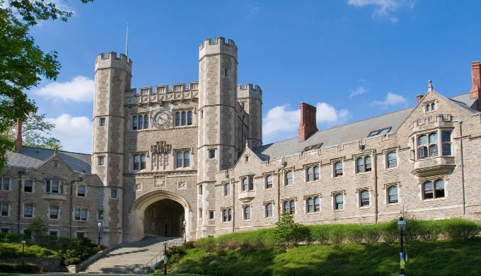 プリンストン大学【IVY】世界大学ランキング7位!各界の指導的人材を輩出