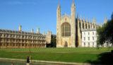 ケンブリッジ大学。世界大学ランキング5位!中世に創設され、名だたる著名人を輩出