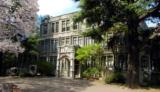 幼稚園から大学までの一貫教育、青山学院高等部。