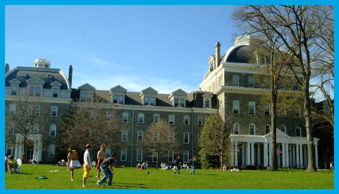 スワースモア大学(Swarthmore College)他のリベラル・アーツ校にはない工学の学位を出す【National Liberal Arts Colleges Rankings #3】