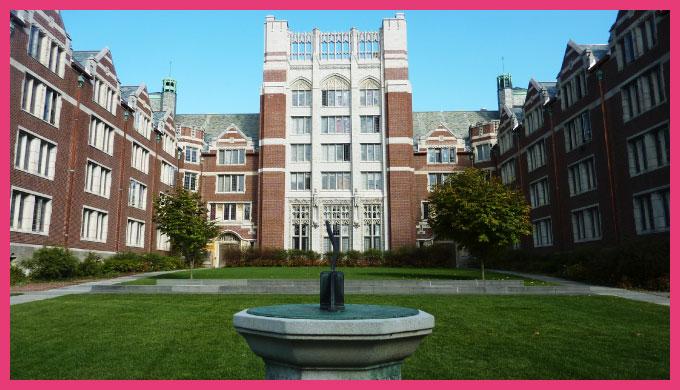 ウェルズリー大学(Wellesley College)全米1,000社の取締役の33%が卒業生【National Liberal Arts Colleges Rankings #4】